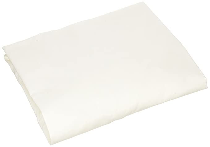 White *WAS £37.99 *NOW £14.99* *SAVE £23!* Stokke Crusi Carrycot Fitted Sheet