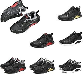 BAOFUBA Herren Sneaker Mode Basketball Laufschuhe Herbst Winter Sneakers Dämpfung Casual Sportschuhe Turnschuhe Bequeme Wa...