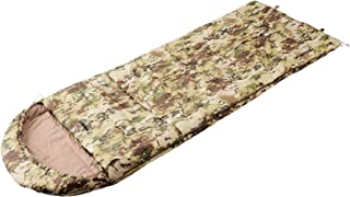 Snugpak(スナグパック) 寝袋 マリナー スクエア 連結対応 テレインカモ 3シーズン対応 丸洗い可能 [快適使用温度-2度] (日本正規品)