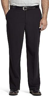 Van Heusen mens Big and Tall Flex Straight Fit Pant Dress Pants (pack of 1)