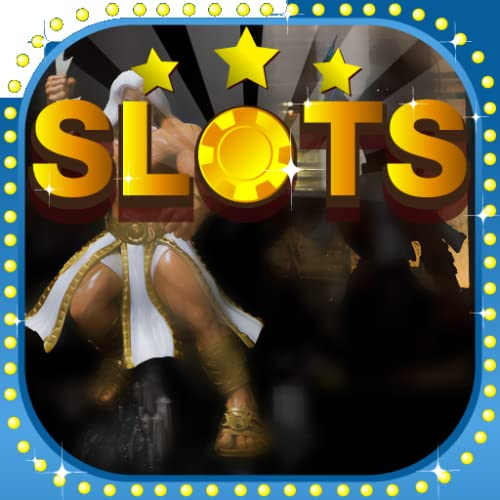 Slots Of Vegas Casino : Zeus Edition - Free Slot Machines Game For Kindle Fire!