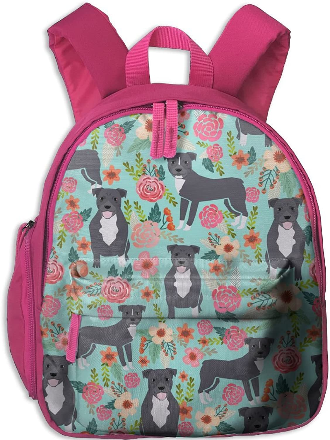 School Bag Pitbull(55) With Durable Travel Camping Backpack Backpack