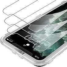 Syncwire Panzerglas Kompatibel mit iPhone 11 Pro iPhone X iPhone XS, [3 Stück] Blasenfrei SyncProof HD Panzerglasfolie 9H-Härte Anti-Bläschen Displayschutzfolie Schutzfolie für iPhone XS/X/11 Pro