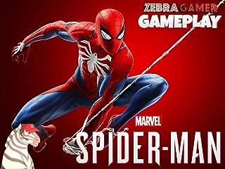 Clip: Marvel's Spider-Man Gameplay - Zebra Gamer
