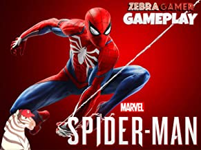 Clip: Marvel's Spider-Man Gameplay - Zebra Gamer