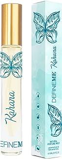 DEFINEME Natural Perfume Mist, Kahana, 0.3 Fluid Ounces |Convenient, On-The-Go Travel Size