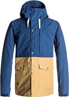 Quiksilver Men's Horizon Snowboard Ski Jacket