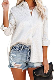 Ecrocoo Women's Long Sleeve Soft Cute Over Sized Knit Sweater Open Front Cardigan Outwear with Pockets
