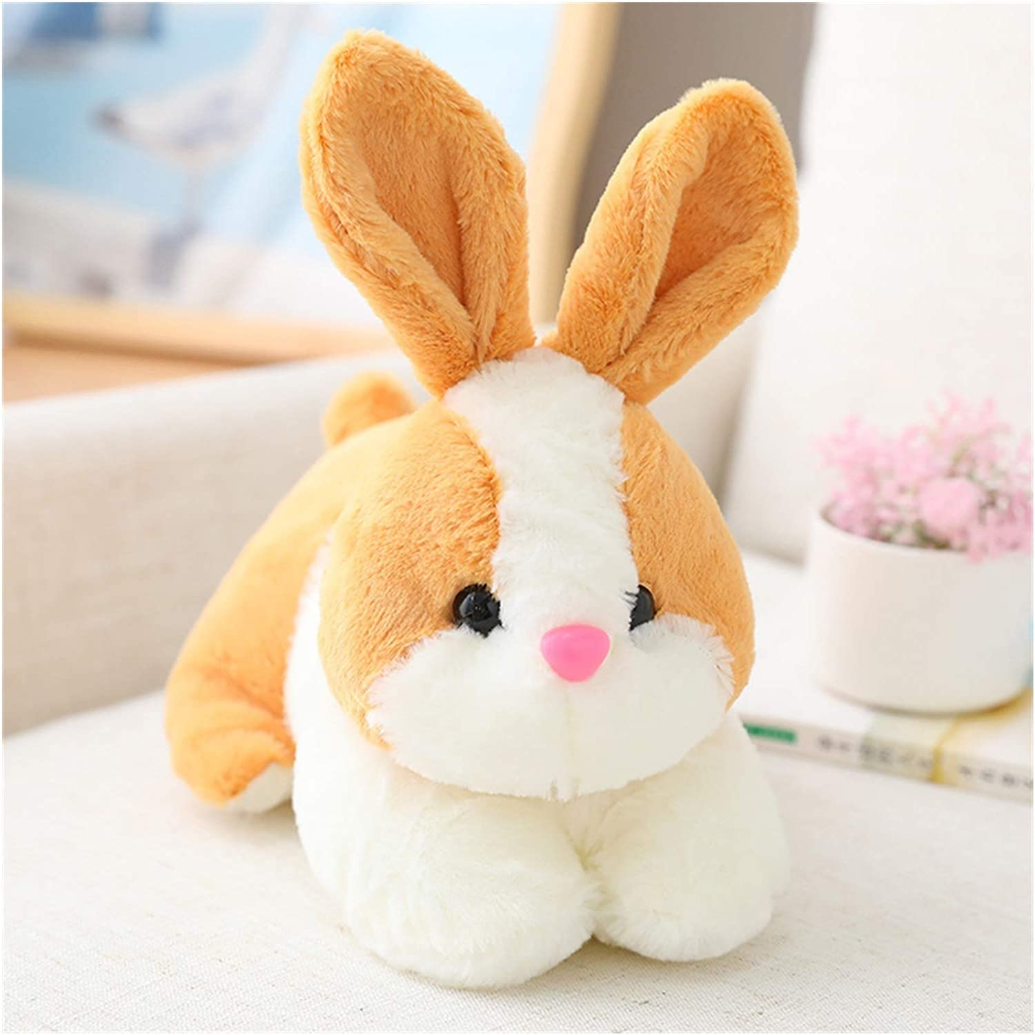 Selling and selling JUNMAIDZ Plush Toys Cheap sale Animals Bunny Cute Lovely Stuffed