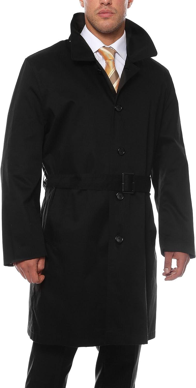 Ferrecci Men's Trench Coat