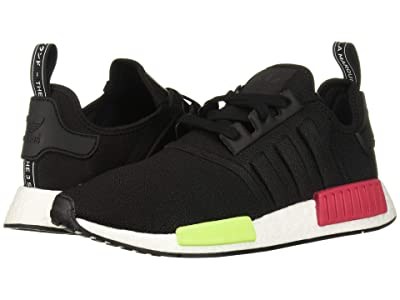 adidas Originals NMD_R1 (Core Black/Core Black/Energy Pink F17) Men