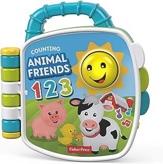 Fisher-Price fyk57contar amigos animales, multicolor