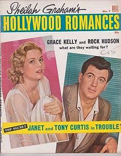 HOLLYWOOD ROMANCES #7 Grace Kelly ROCK HUDSON Marilyn Monroe MAMIE VAN DOREN Jack Webb KIM NOVAK 1955