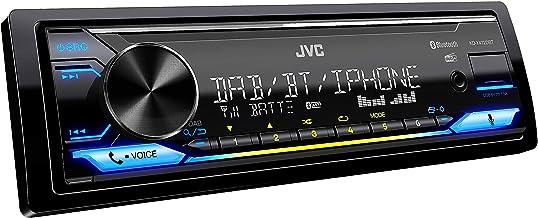JVC KD-X472DBT USB-Autoradio mit DAB+ und Bluetooth Freisprecheinrichtung (Alexa..