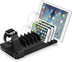 siig smart 10-port usb charging station