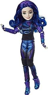 Disney Descendants Mal Doll,Inspired by Disney's Descendants 3, Fashion Doll for Girls