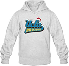Men's California Ucla Bruins Christmas Logo Hoodies