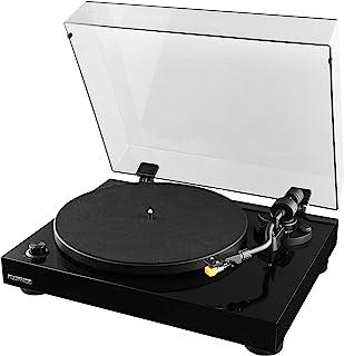 Fluance High Fidelity Vinyl Turntable Record Player with Premium Cartridge Diamond Stylus Belt Drive Built-in Preamp Adjus...