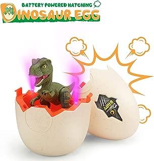 Best hatching dinosaur egg Reviews