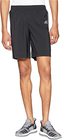 "Running 3-Stripes 9"" Run Shorts"
