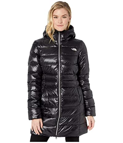 The North Face Gotham Parka II (TNF Black Matte Shine) Women
