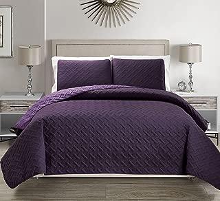 Best eggplant purple bedding Reviews