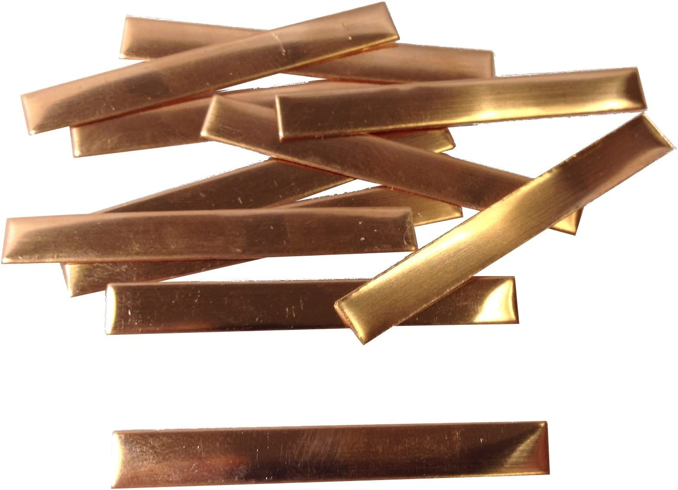 RMP Stamping Max 69% OFF Blanks 1 4 Inch x Copper Oz. 16 Rectangle OFFicial mail order 2