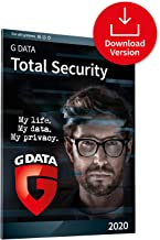 $44 » G DATA Total Security 2020 | 5 Device - 1 Year| Full Protection Software | Firewall | Backup | For Windows, Mac & Android | Download Code