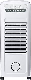 スリーアップ 加湿機能付 温冷風扇ヒート&クール ホワイト HC-T1802WH