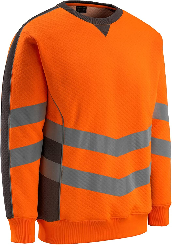 Mascot MASCOT Wigton 501269321418 4XL orange hivis Charcoal
