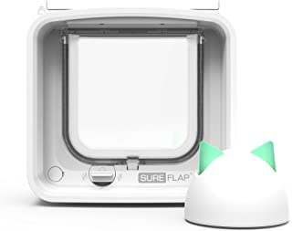 SureFlap Microchip Cat Door Connect with Hub Value Bundle