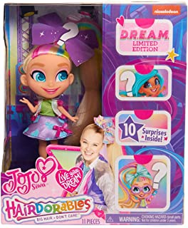 Hairdorables JoJo Siwa Limited Edition D.R.E.A.M. Doll Style B
