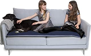 The Lounging Hound - Copridivano con protezione impermeabile per mobili, protezione da cani, animali domestici e bambini, ...
