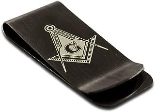 compass money clip