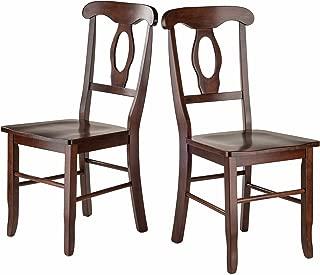 Winsome 94208-WW Renaissance Seating, Walnut