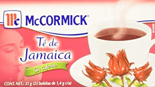 McCormick, Té, 25 piezas