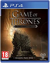 Game of Thrones - A Telltale Games Series Season Pass Disc (PS4 REGION )