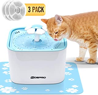 Pet Fountain Cat Water Dispenser – Healthy and Hygienic Drinking Fountain Super..