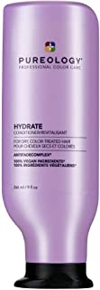 Pureology Hydrate Moisturizing Conditioner | For Medium to Thick Dry, Color Treated Hair | Sulfate-Free | Vegan