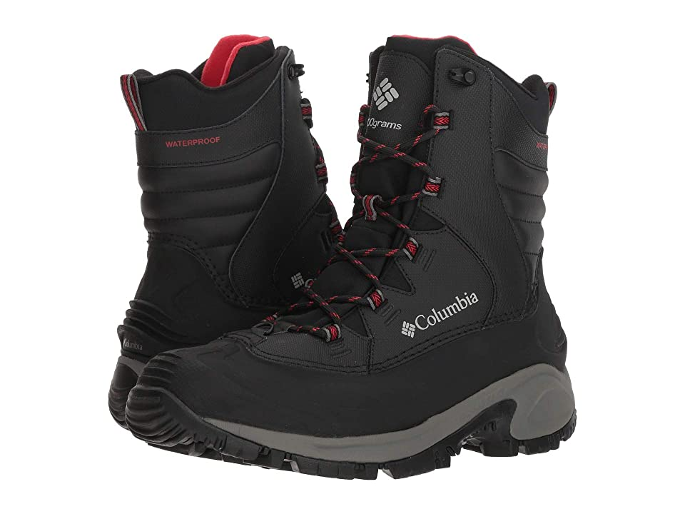 Columbia Bugaboot III (Black/Bright Red) Men