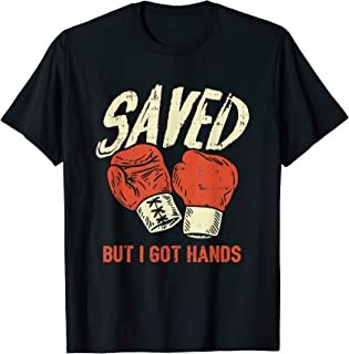 saved but i got hands