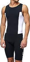 Sundried Bañador para Hombres Premium con Acolchado para Triatlón Mono Compresivo Duatlón Running Natación Ciclismo