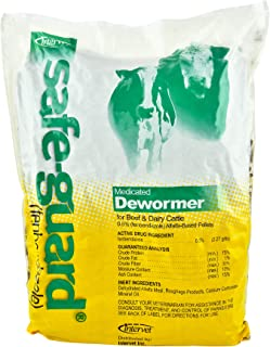 Safeguard Pelleted Cattle Dewormer (0.5%), 10 lb