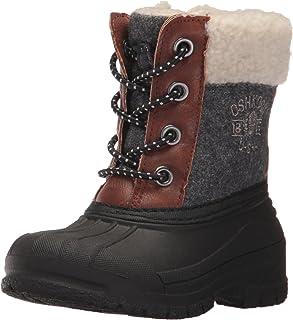 [オシュコシュ] B'Gosh ユニセックス?キッズ B'Gosh Hootie Boy's Snow Boot