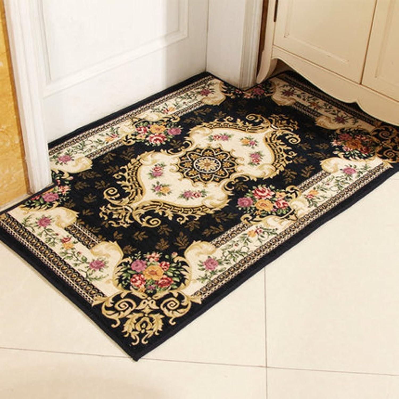 European-Style Floor Mats Doormat Indoor Mats Indoor Mats Floor Mat Doormat-C 90x90cm(35x35inch)