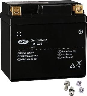 Batería de gel YTZ7S para EC 300 F 4T Racing año de fabricación 2012-2016 de JMT