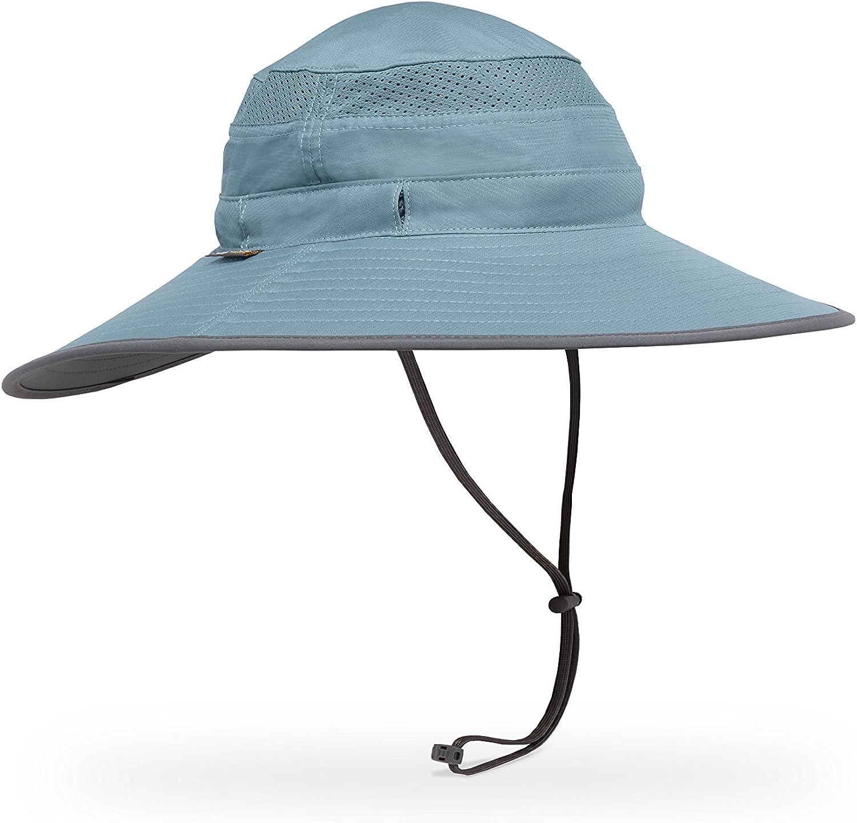 Sunday Afternoons Unisex Latitude Hat, blueestone, Large