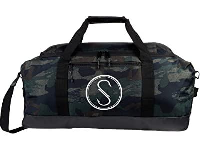 Salty Crew Long Range Duffel (Camo) Bags