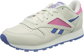 Reebok Cl Leather Mark, Gymnastics Shoe Mujer