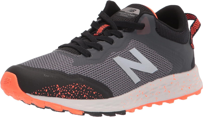 New Balance Kids' Fresh Foam Arishi Trail V1 Bungee Running Shoe